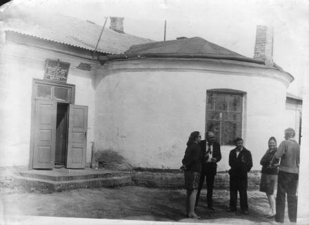 Приміщення Єньківської школи (нині не збереглося)